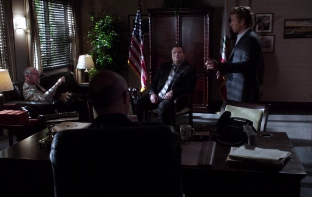 Critiques Séries : The Mentalist. Saison 6. Episode 2. Black-Winged Redbird.