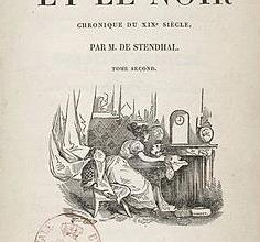 L'origine du roman et son titre (Stendhal)