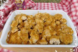 Chou-fleur sauce Korma
