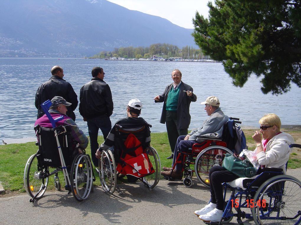 toutes les photos des camps de vacances 2010, à Magliaso, Twannberg, au Balcon du Lac, et à Leukerbad...