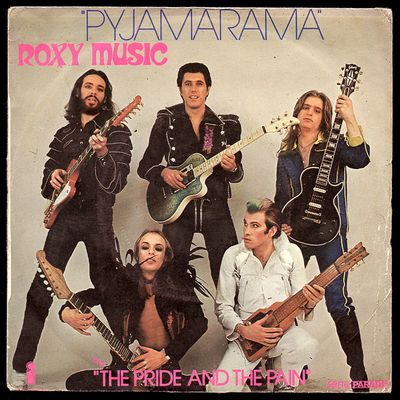 Roxy Music - love is the drug / sultanesque - 1975