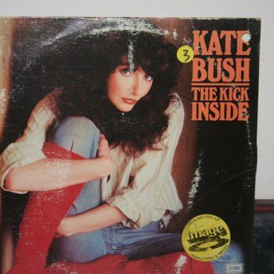 Tout sur l'album The Kick Inside de Kate Bush : morceaux, genèse, succès