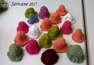 Brigitte, Liliane, Francette, Nicole, Servane, Simone, Sophie, Suzanne