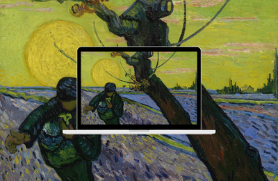 Singular works by Jean-Luc Mylayne at the Van Gogh Museum - On display from 11 September