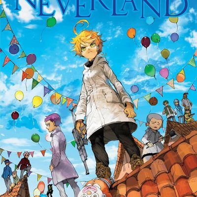 The promised neverland, 9