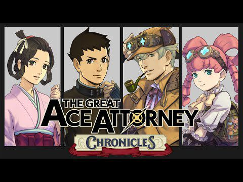 [ACTUALITE] The Great Ace Attorney Chronicles - Il arrive en occident le 27 juillet prochain