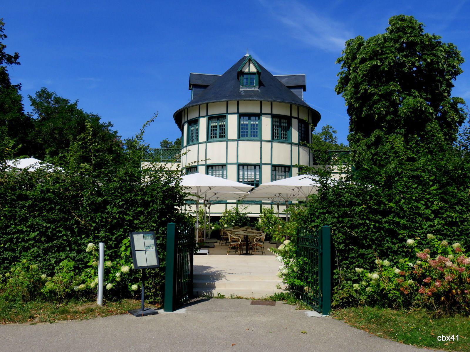 Lac des Ibis, Le Vésinet (Yvelines), Les trois sirènes