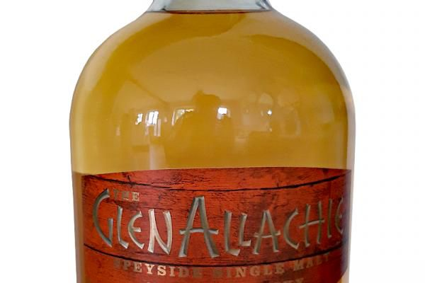 Glenallachie 8Y - Wood Finish Series