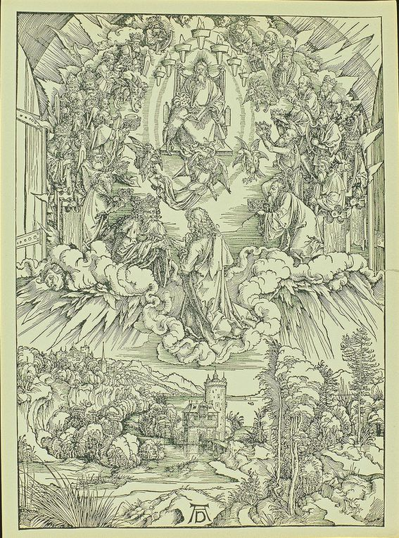 Album - Illustrations - L'Apocalypse d'Albrecht Dürer (Nuremberg, 1471 - 1528)