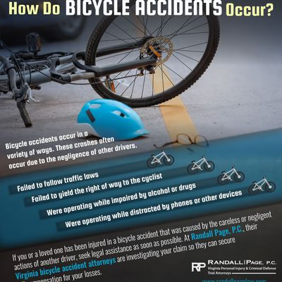 How Do Bicycle Accidents Occur?