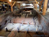 Musée du sel, Salins les bains (Jura en camping-car)