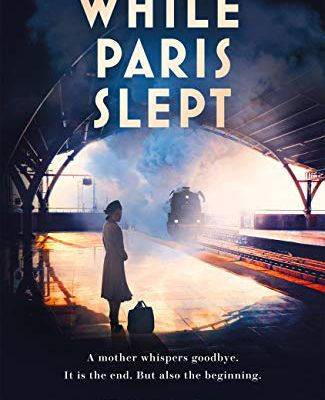 While Paris Slept by Ruth Druart