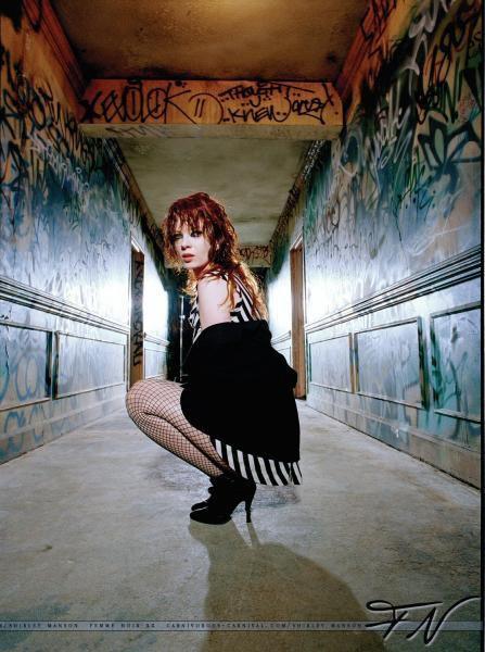 Album - Garbage : Shirley Manson