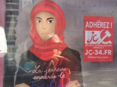 A propos du détournement d'une affiche de la JC de Sète!