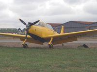 Pour représenter l'évènement étaient présents le Piper L-18 Super Cub F-BOER repeint l'an dernier, le Nord 3202 F-AZND et le Cessna L-19 Bird dog F-AZTA.