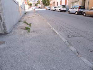 Briançon, ville misère
