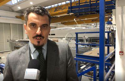 Solaris Yachts - interview de Frederico Gambini, président du chantier