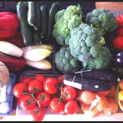 La nutrition est indiscutablement une des clés de la performance. Ma consommation pour 15 jours !