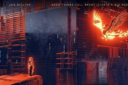 ILLENIUM x Jon Bellion - Good Things Fall Apart ( Tiësto's Big Room Remix )