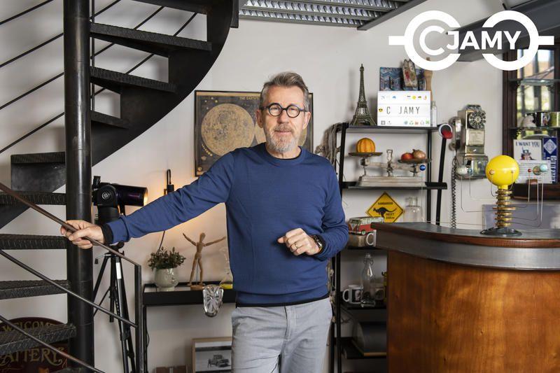 """Le magazine """"C Jamy"""" fait sa rentrée ce lundi sur France 5"""