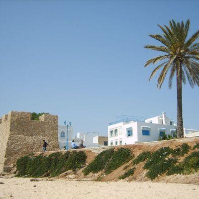 Hôtel Abou Nawas (Hammamet, Tunisie)