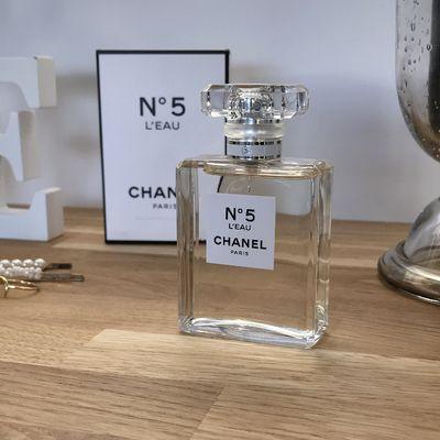 N°5 L'EAU de Chanel