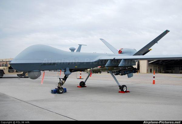 Le Congrès valide la vente de drones Reaper à la France.