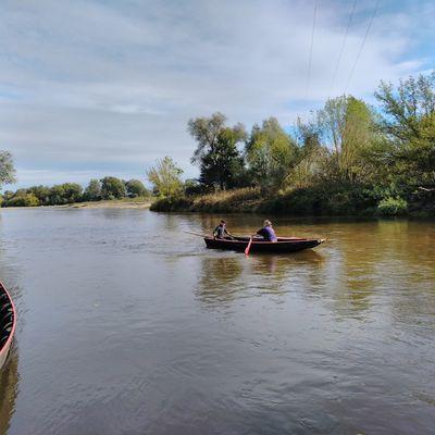 Samedi 3 octobre 2020 : la rivière frémit à nouveau