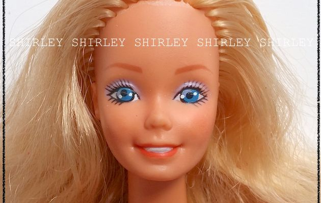 1984 BARBIE DOLLS
