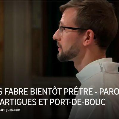 LOUIS FABRE BIENTÔT PRÊTRE