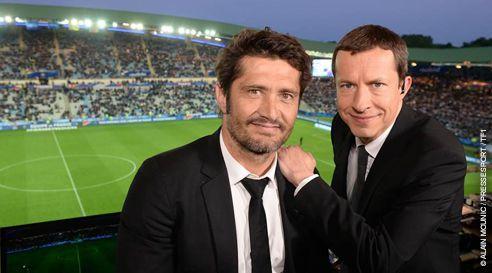 """Football - """"Match équipe de France avec la France face à l'Ukraine"""" vendredi prochain à 20h50 sur TF1"""