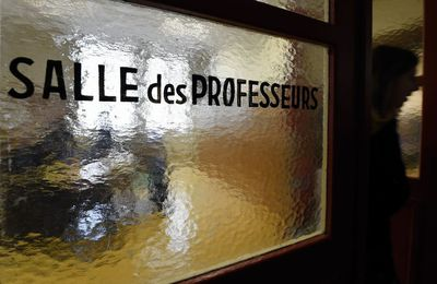 Liberté d'expression à l'école : PAROLES DE PROFS