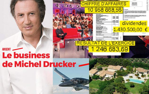 Le business de Michel Drucker #VivementDimanche