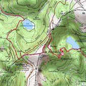 Trail de la Vallée des Lacs - Presque comme à la maison !