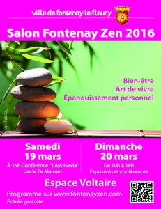 3ème Salon Fontenay Zen