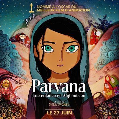 CinéFil n°3 : Parvana, une enfance en Afghanistan [Nora Twomey]