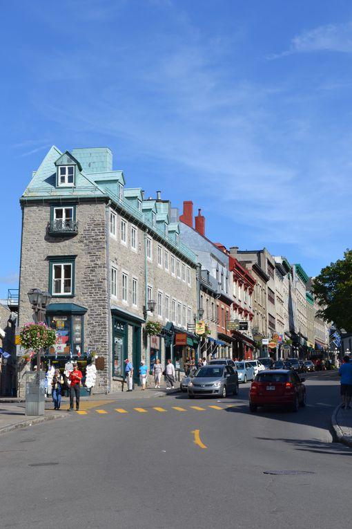 Album - Québec-Chute de Montmorency-Ile d'Orleans