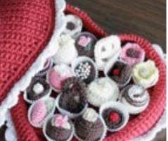 Crochet : CAL Boîte de pralines