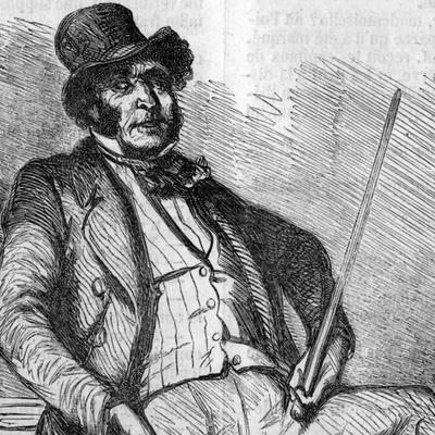 """Vautrin, un personnage apparemment secondaire  dans la """"Comédie humaine"""" (Balzac)"""