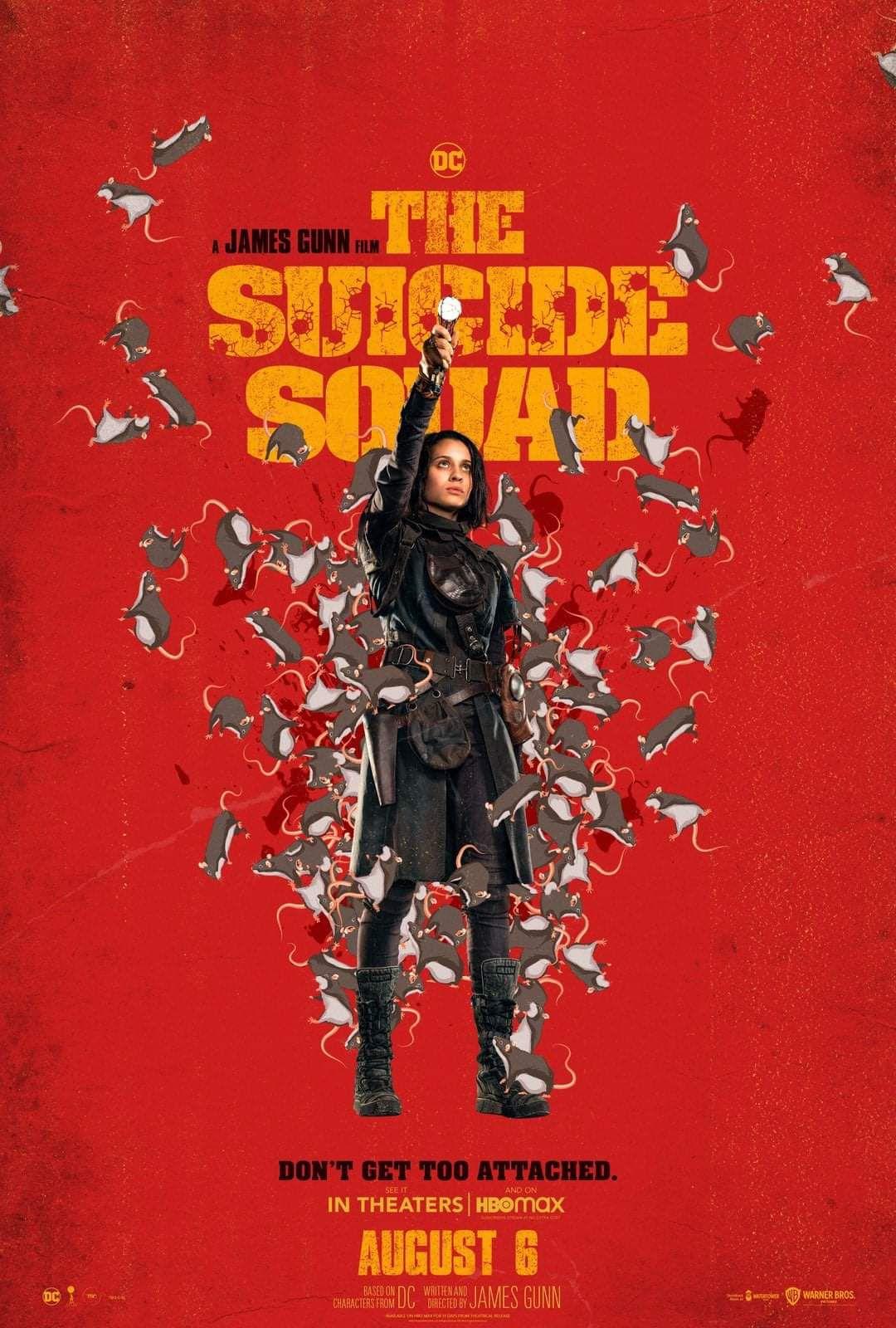 The Suicide Squad, la bande-annonce
