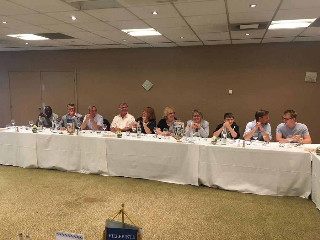 SOIREE CONFERENCE du 4 JUIN 2017