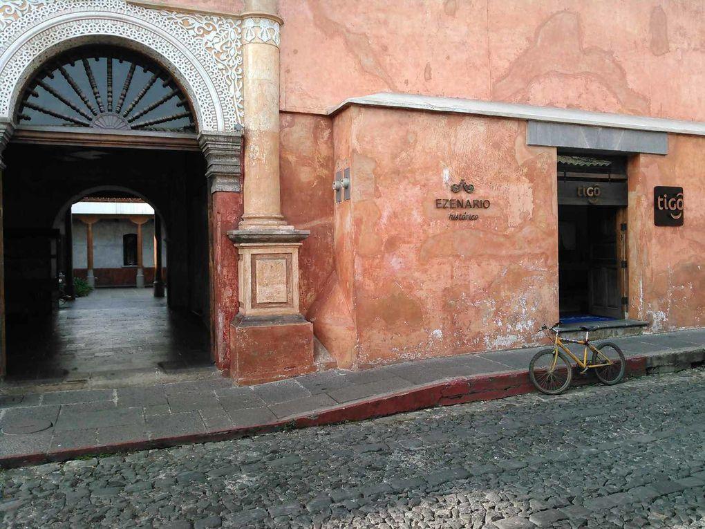 Antigua : dans les pas des conquistadores.