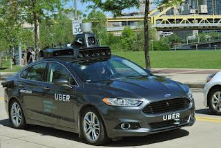 Uber launched self-driving vehicles in Pittsburgh