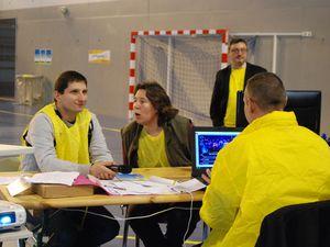 31ème édition du Téléthon - Rappel :  Inscrivez-vous pour participer à l'inter-quartiers !