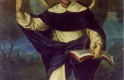 5 Aprile : sanVincenzo Ferrer - preghiera, coroncina e vita