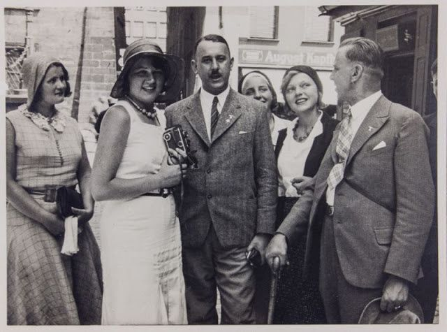 25 Rare and Candid Photographs of Geli Raubal, Adolf Hitler's Half-Niece and His Only True Love