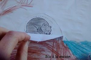 Ils hibernent - L'art est une jeu d'enfant