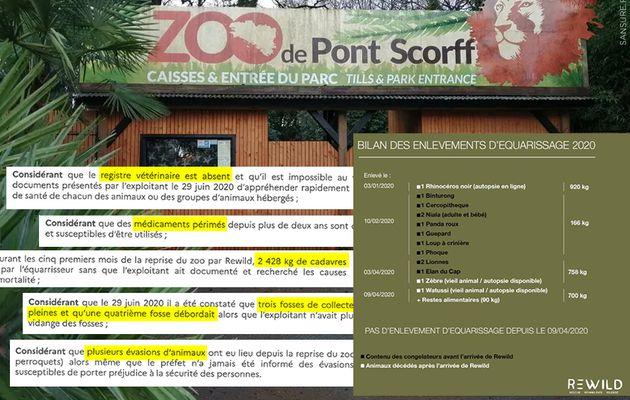 Polémiques autour du Zoo de Pont-Scorff ! #BienEtreAnimal