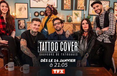 """Un épisode inédit de """"Tattoo Cover : Saveurs de tatouages"""" ce soir sur TFX"""