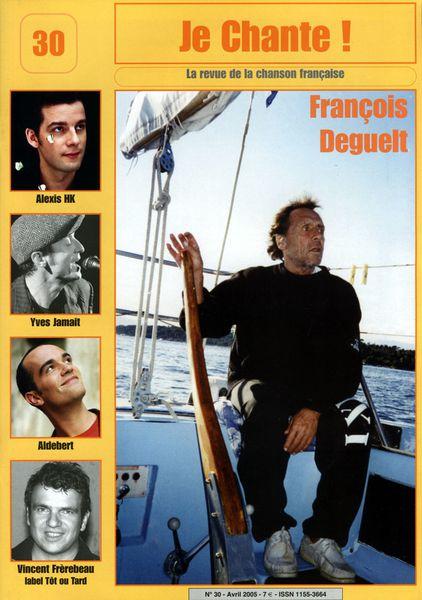 François Deguelt : Il y avait le ciel, le soleil, la mer...